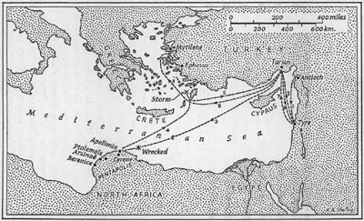 the voyage of pericles